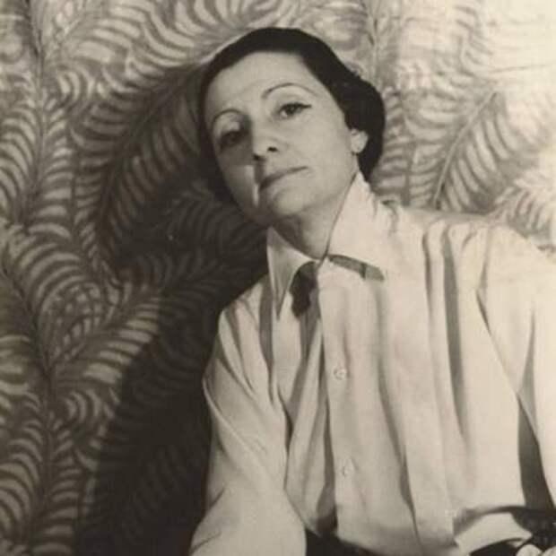 Мерседес де Акоста – гениальная любовница, которая могла увести женщину у любого мужчины