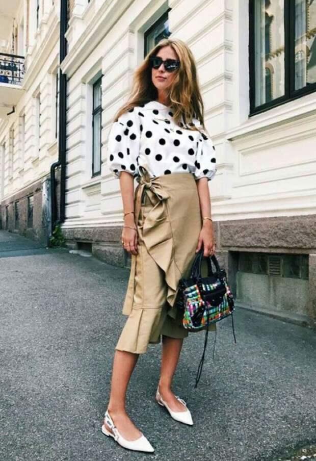 Красивые юбки (подборка)