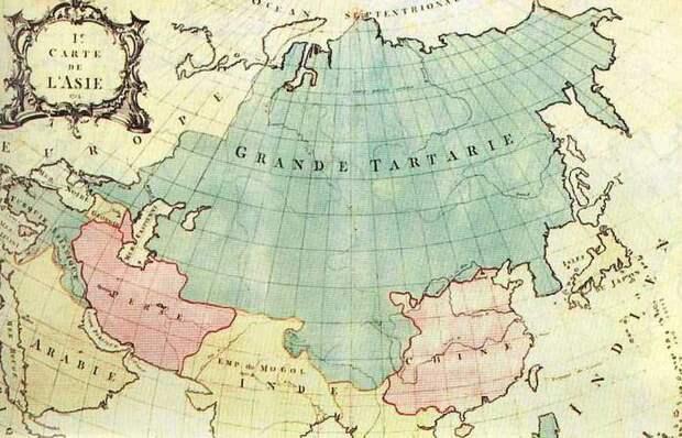 Тайна Русской Орды и Великой Тартарии