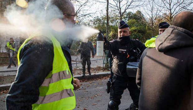 Европа в огне: французские протесты распространяются на другие страны!