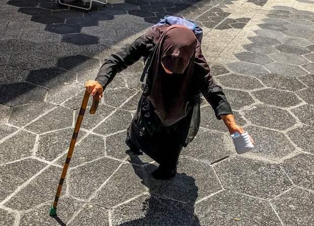 В Швеции объявили войну попрошайкам на улицах