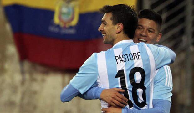 «Рома» предложила «Зениту» хавбека сборной Аргентины. На тебе, боже, что нам не гоже?