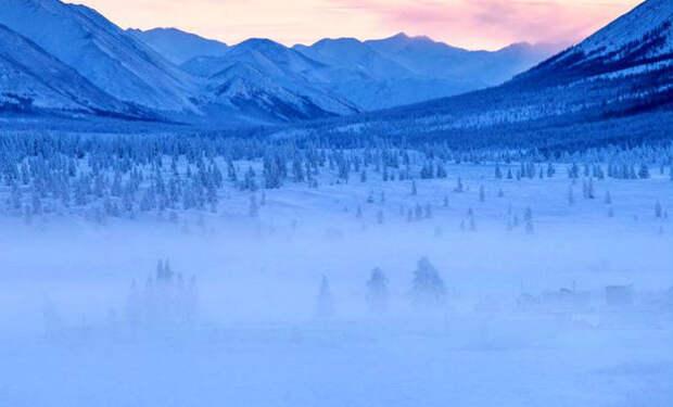 Феномен Сибири: исследование самой холодной точки планеты