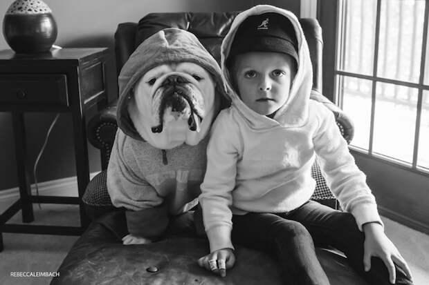 Харпер и Лола - больше чем друзья