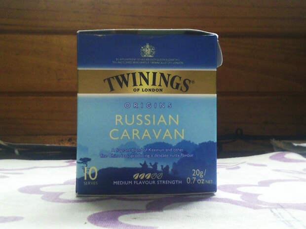 Русский чай, о котором мы не знаем