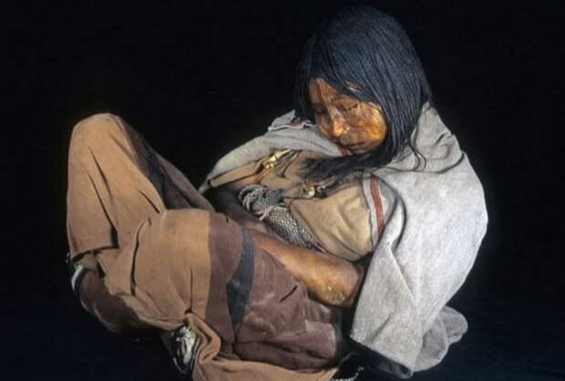 Спящая Розалия, принцесса с тату и другие мумии, найденные в разных уголках мира