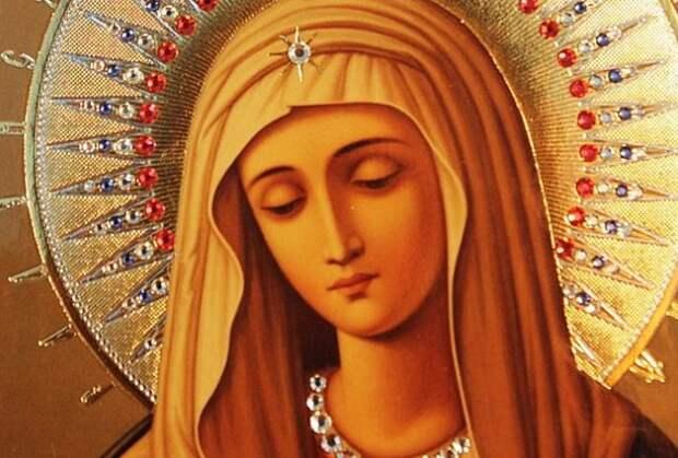 Сильный оберег «Сон Пресвятой Богородицы»