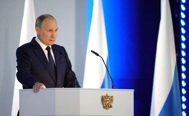 Путин подписал закон оразмещении социальной рекламы вСети