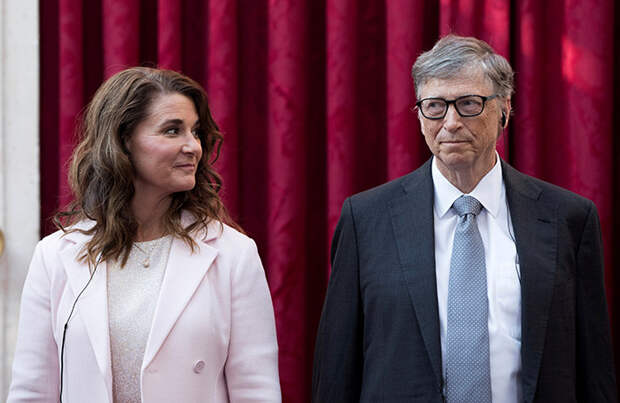 «Не верим, что можем расти вместе как пара»: Билл и Мелинда Гейтс разводятся