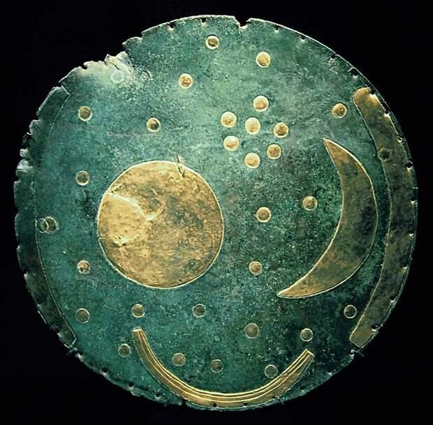 Диск из Небры: звёздный компас бронзового века «Хиршланденский воин» : гальштатский курос бронзового века (части 3,4)