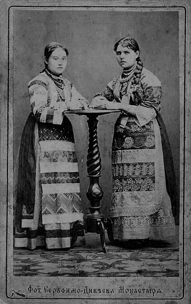Как выглядели русские девушки 1900-10-х годов (ФОТО)