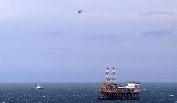 Борьба занефть Черного моря заметно оживилась