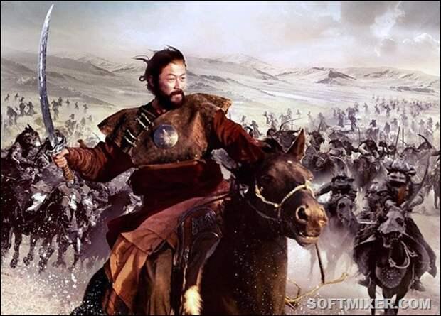 Троянская война Чингисхана