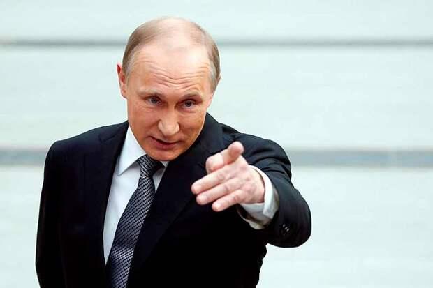 Владимир Путин пристыдил российских бизнесменов и призвал их не воровать деньги из бюджета