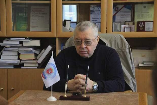 Скончался глава Общественной палаты Крыма Григорий Иоффе