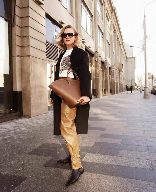 12 образов в стиле business casual 2021 для женщин среднего возраста