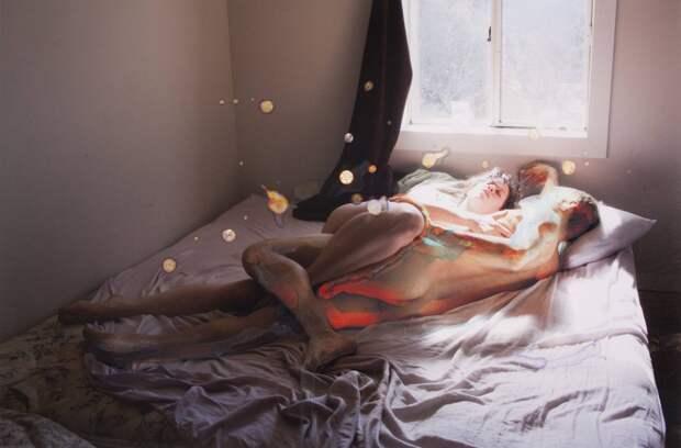 Интимные встречи пар в фотопроекте Сары Энн Джонсон