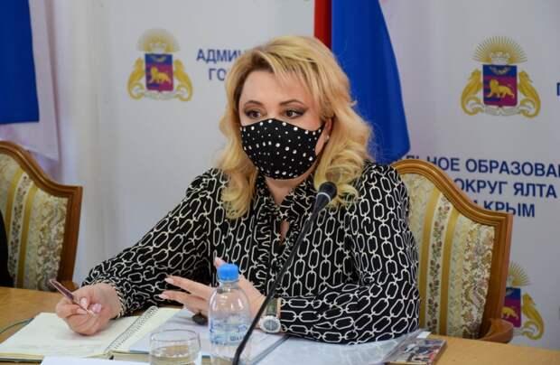 Первый замглавы Ялты призвала жителей писать ей про острые проблемы города