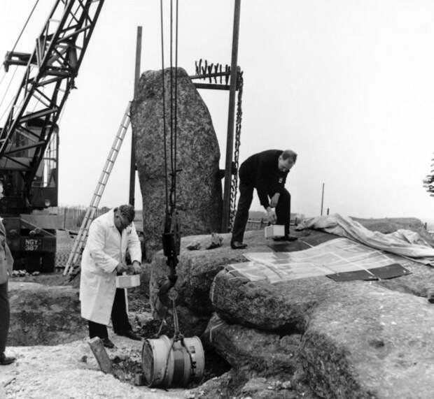 90-летний британец помог ученым узнать о происхождении камней для Стоунхенджа