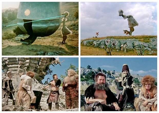 ЛЮБОЗНАТЕЛЬНЫМ. Где снимали «заграницу» в советском кино