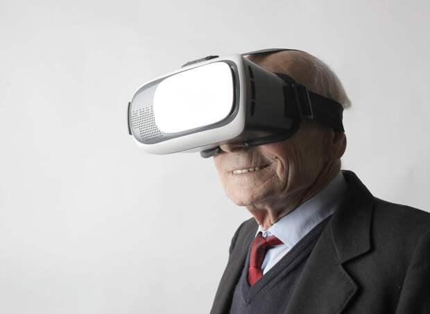 Установлено, что виртуальная реальность может снизить риск травм у пожилых