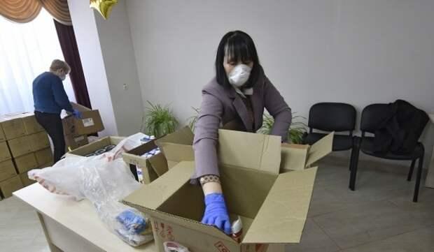 В Москве в два раза увеличится число пунктов для получения «коробки здоровья» для пенсионеров