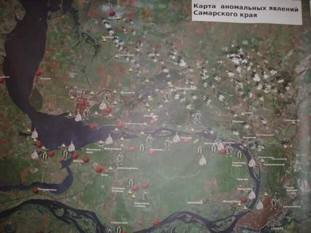 Хроники аномальных явлений Тольятти. Часть 17. Места силы Самарского края