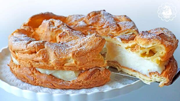 Очень вкусный, простой и дешевый торт Карпатка.