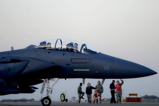 ВВС США взмоют в небо на «орлах» с помойки