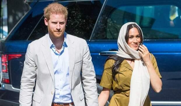 Своя миссия: зачем Меган Маркл и принцу Гарри лететь в Африку