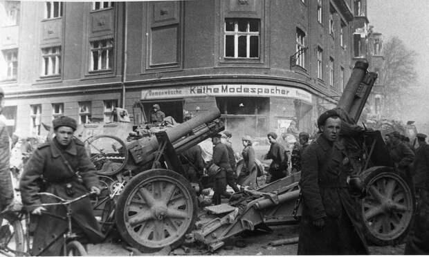 76 лет штурму Кенигсберга