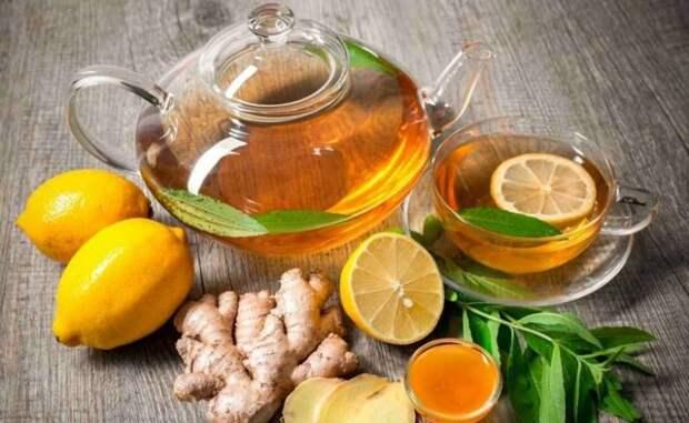 Смесь из имбиря, лимона и мёда, которая спасёт от простуды и поднимет иммунитет