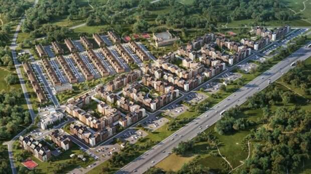 Федотова: в ЖК «Парк Апрель» разрешен ввод домов в эксплуатацию