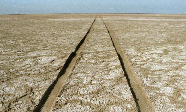 Затерянный город на дне Аральского моря: находка археологов под слоем песка
