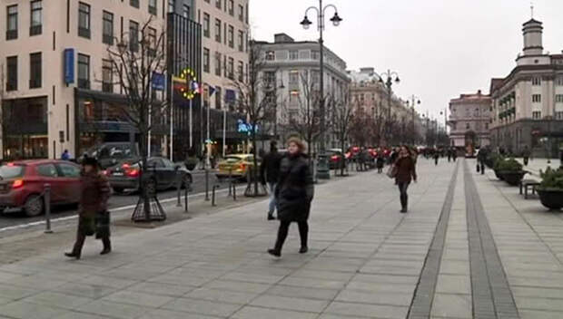 Литва отказалась от двух российских телеканалов