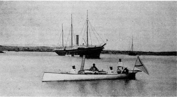 Как русские моряки впервые в мире освоили торпеды
