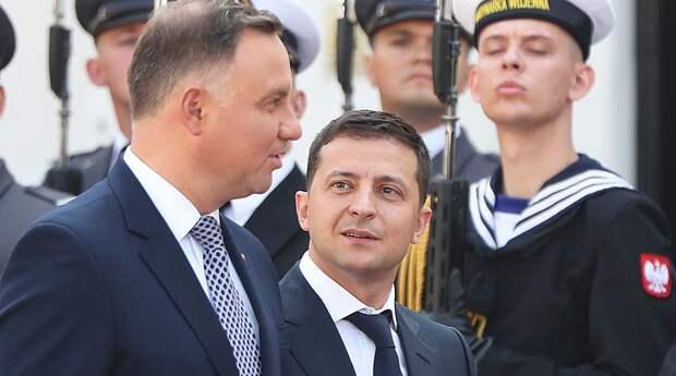 Польша с Украиной «откопали» проект эпохи Средневековья, чтобы насолить Москве