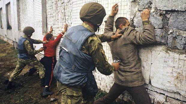 ИнтерБригада. Жаркое 90-е в Дагестане