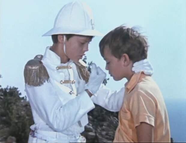 Дети-монстры в советском кино. Волшебник из «Тайны железной двери», и мальчишка его сыгравший