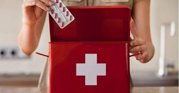 Список лекарств которые нужно положить в аптечку если в доме есть дети