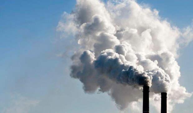 Путин: сокращения эмиссии парниковых газов будут добиваться законодательно