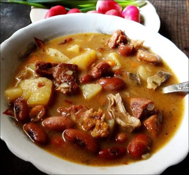 Чанахи - роскошное блюдо грузинской кухни