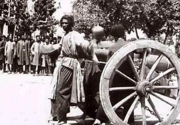 «Дьявольский ветер»: самая страшная казнь для индусов