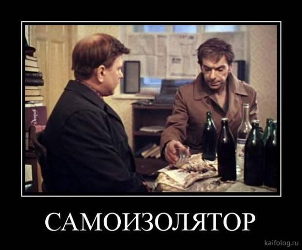 Демотиваторы про карантин и коронавирус. Великий карантин, день ...