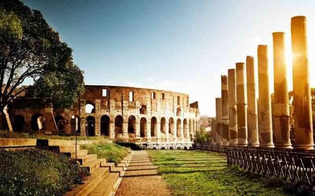 44 факта о Древнем Риме