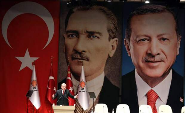 Прощание с наследием Ататюрка: зачем Эрдогану нужен канал в обход Босфора?