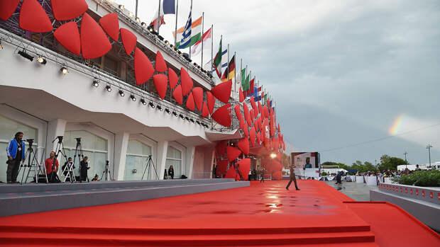 Венецианский кинофестиваль всё-таки состоится в сентябре