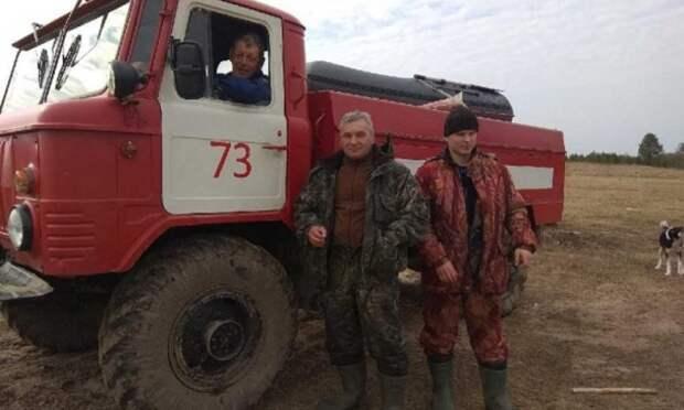 ВНяндомском районе рыбаки провалились под лёд