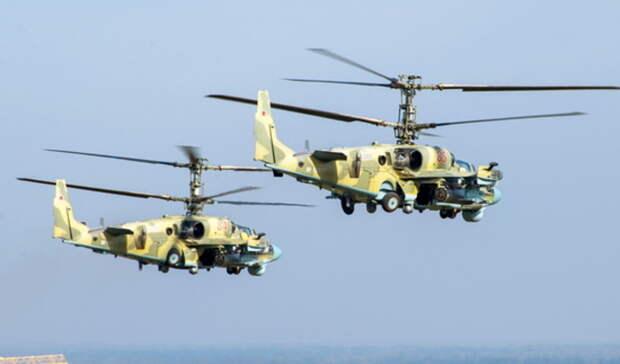 Поступление ударных вертолетов в Ростовскую область насторожило Украину