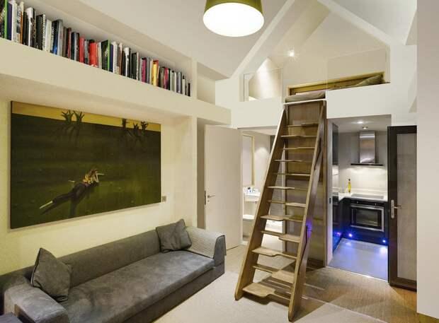 Семь крошечных домов, каждый метр которых совершенен